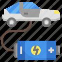 electric, car, pickup, ve, vehicle, transportation