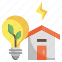 energy, efficient, save, ecology, environment, efficiency, piggy icon