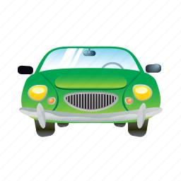 car, eco, green, transport, transportation, vehicle icon