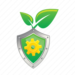 green, protection, safety, security, shield icon