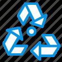 eco, ecology, environment, garbage, green icon