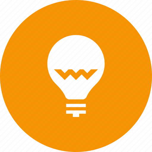 bulb, creativity, energy, idea, imagination, light, lightbulb icon