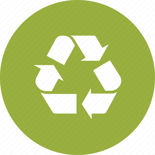 eco, garbage, recycle, reduce, renewable, reuse icon