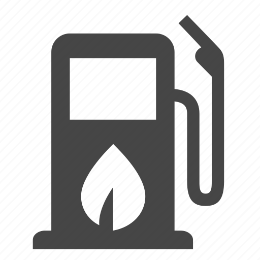 bio fuel, pump, station icon