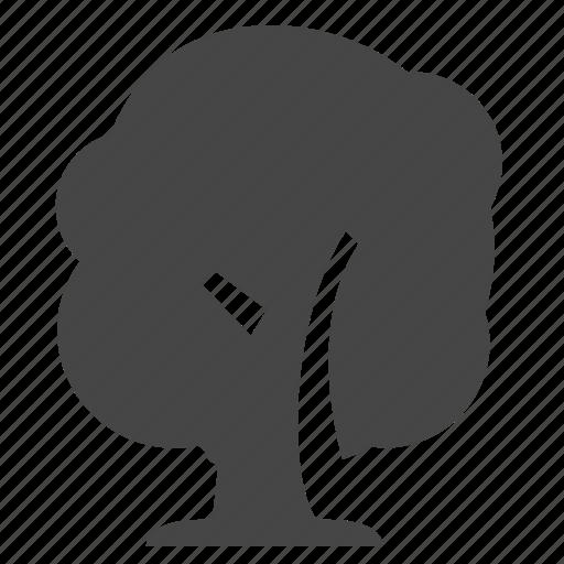 green, tree icon