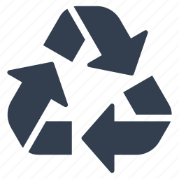 eco, ecology, environment, recycle, sign icon