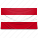 austria, europe, flag icon