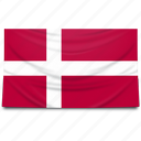 denmark, europe, flag icon