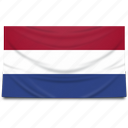 europe, flag, holland, netherlands icon