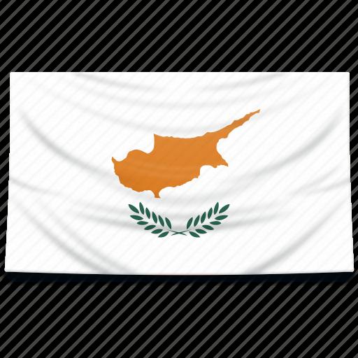 cyprus, europe, flag icon