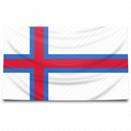 europe, faroe, flag, islands icon