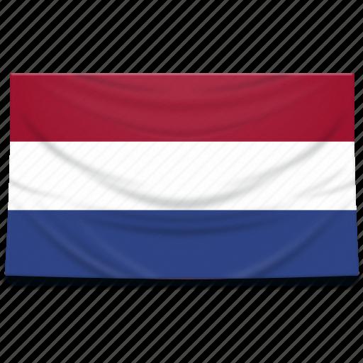europe, flag, holland, netherlands icon