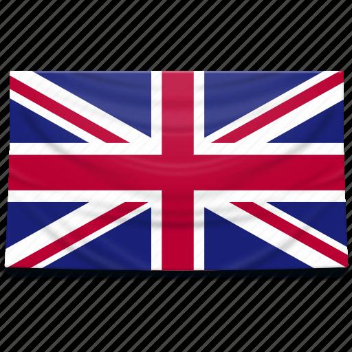 europe, flag, uk, united kingdom icon