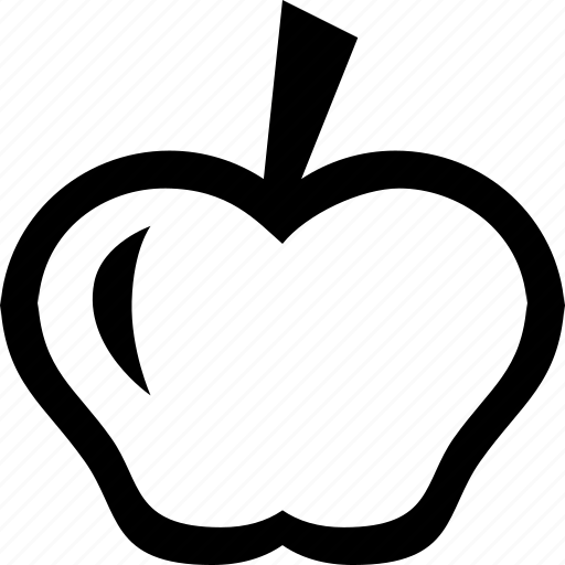 apple, food, fruit, health, nature, plant icon