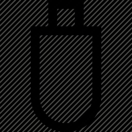 drive, flash, stick, usb icon