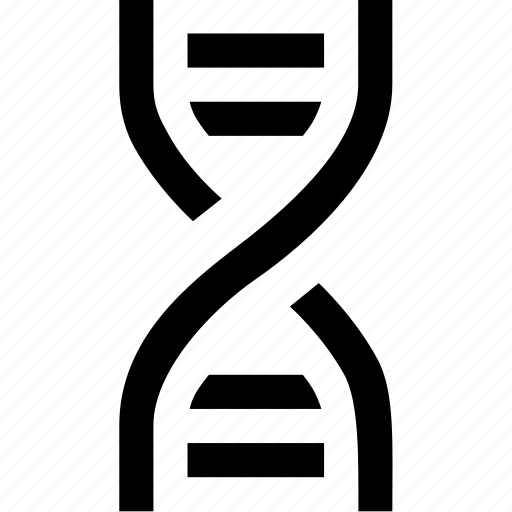 dna, medical, research, science icon
