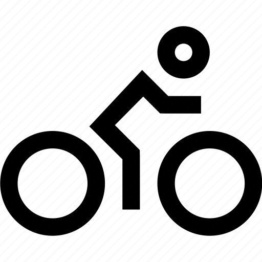 bike, fitness, health, ride, sports, transport, vehicle icon