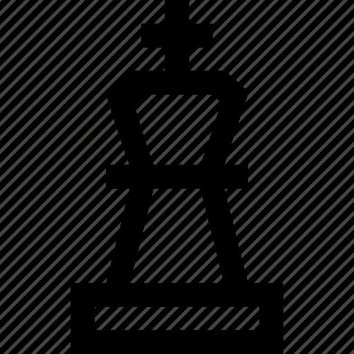 chess, game, king icon