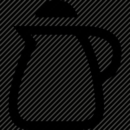 appliance, coffee, pot icon