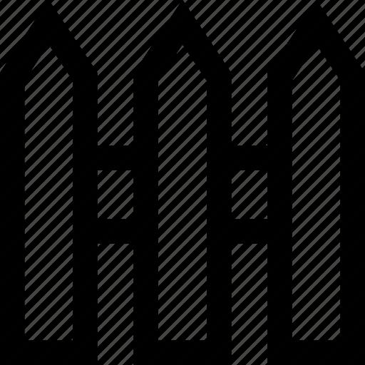 decoration, fence icon