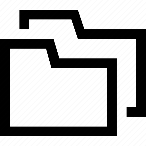 documents, folder, folders icon