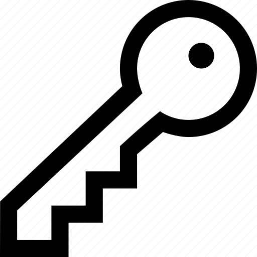 key, open, security icon