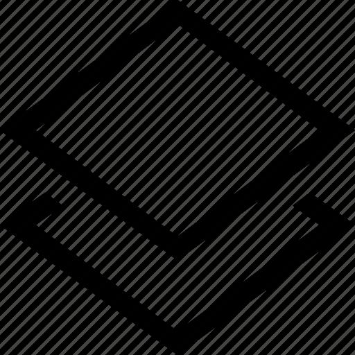 arrange, layer, layers, stack icon