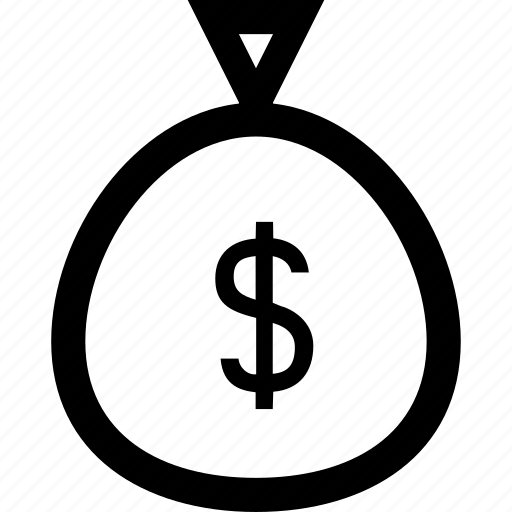 bag, cash, finance, money icon