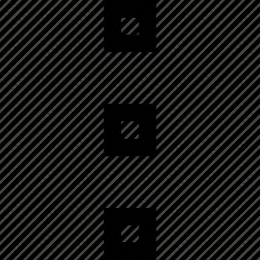 menu, more, options, settings icon