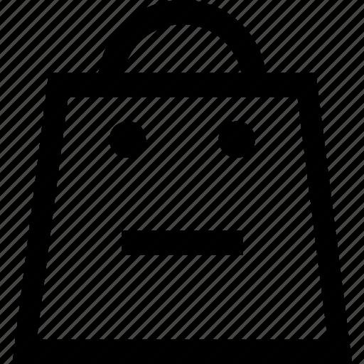 bag, e commerce, remove, shopping icon