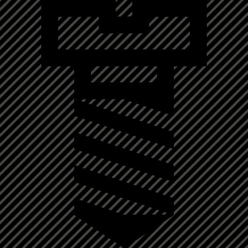 screw, tool icon