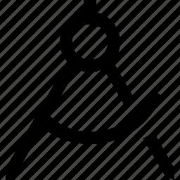 design, square, tool icon