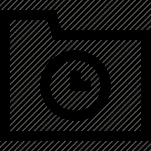 folder, task icon