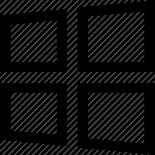 logo, microsoft, windows icon