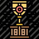 award, trophy, winner, champion, success