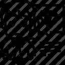 control, item, reward, center, service icon