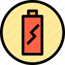 battery, charge, essential, menu icon