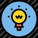 essential, idea, menu icon