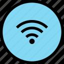 essential, menu, wifi, wireless icon