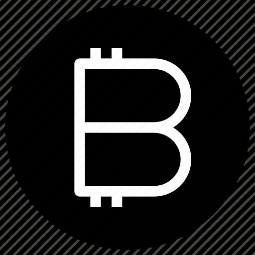 bitcoin, essential, menu icon