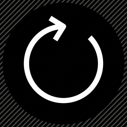 essential, menu, undo icon