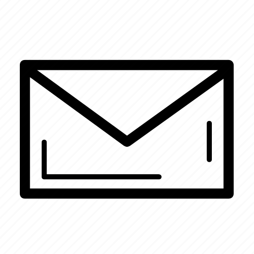 communication, letter, mail, message, text icon
