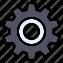 cog, gear, settings, wheel