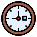 clock, time, watch, duration, hour
