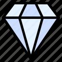 diamond, gift, present, premium, high, quality
