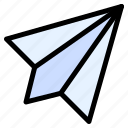 paperplane, delivery, email, send, sign