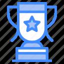 champion, trophy, winner, reward, star