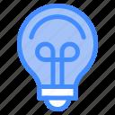 bulb, idea, light, creative