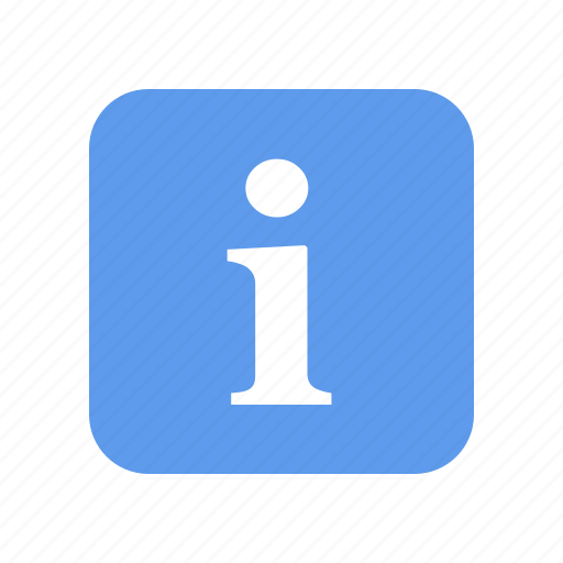 about, business, data, document, help, i, info, information, sign, support icon
