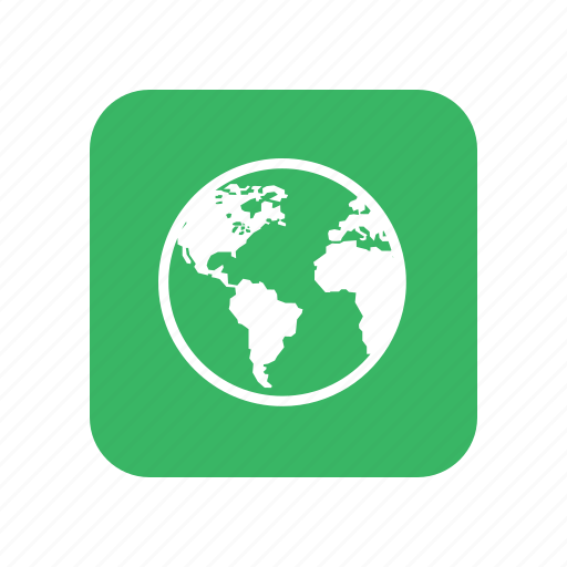 earth, flag, global, globe, internet, map, planet, society, world icon